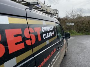 Chimney Sweep Lustleigh