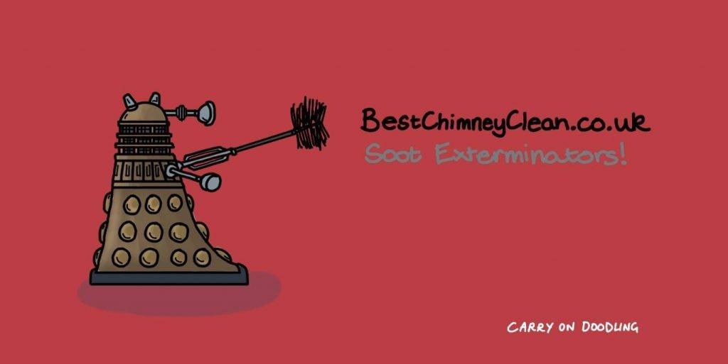 Chimney Sweep Dalek!
